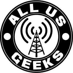 All Us Geeks logo